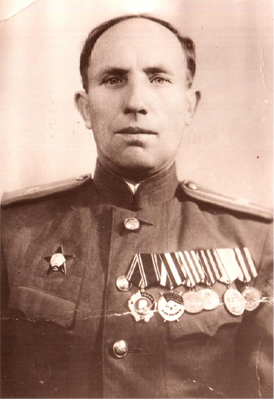 Семочкин Михаил Васильевич 1904-1996