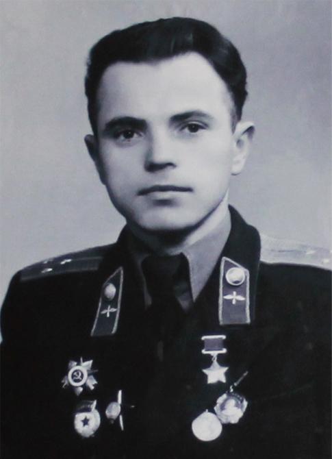 Пенязьков Дмитрий Никандрович 1922-2002