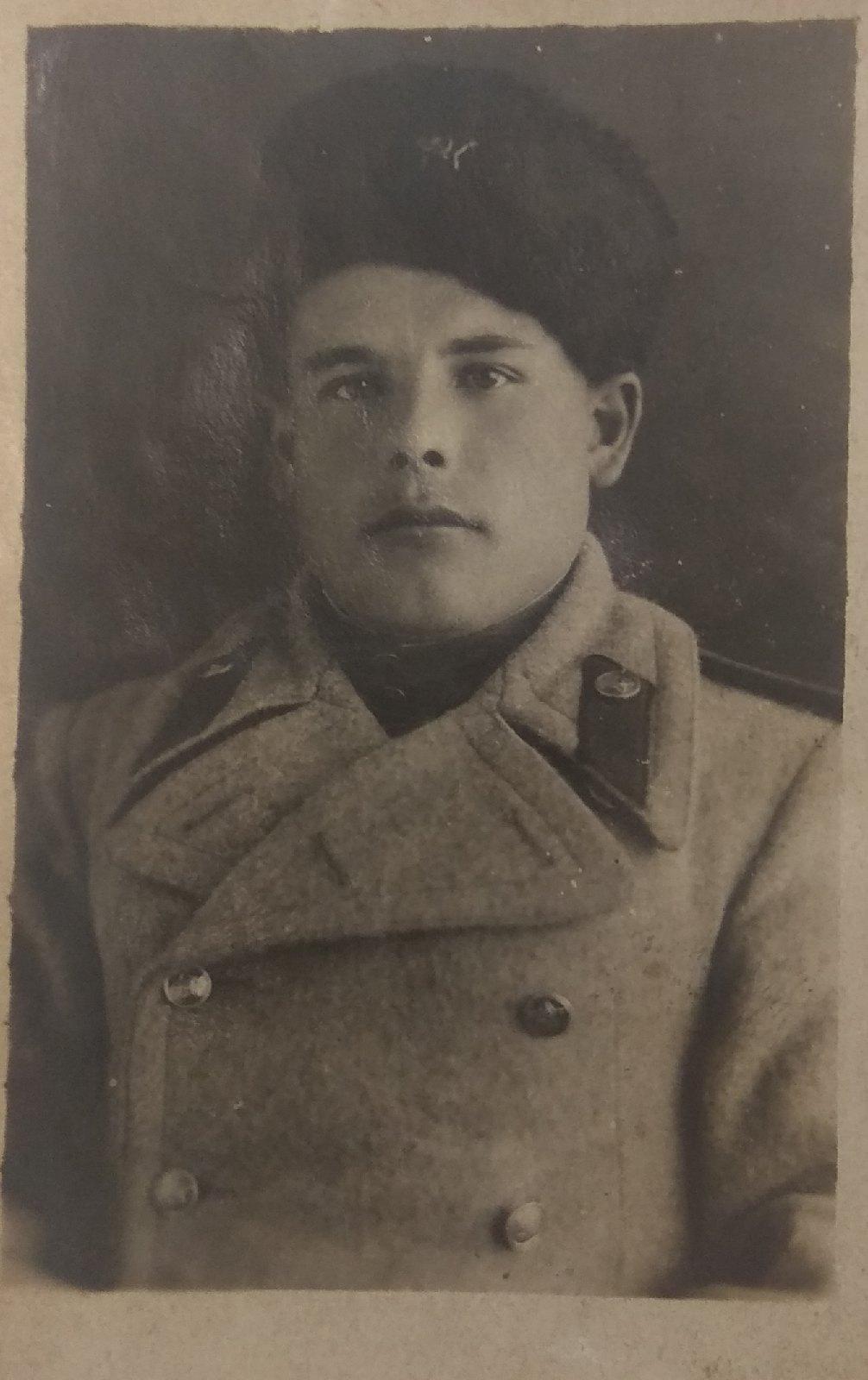 Приходько Степан Федорович (1919-1995)