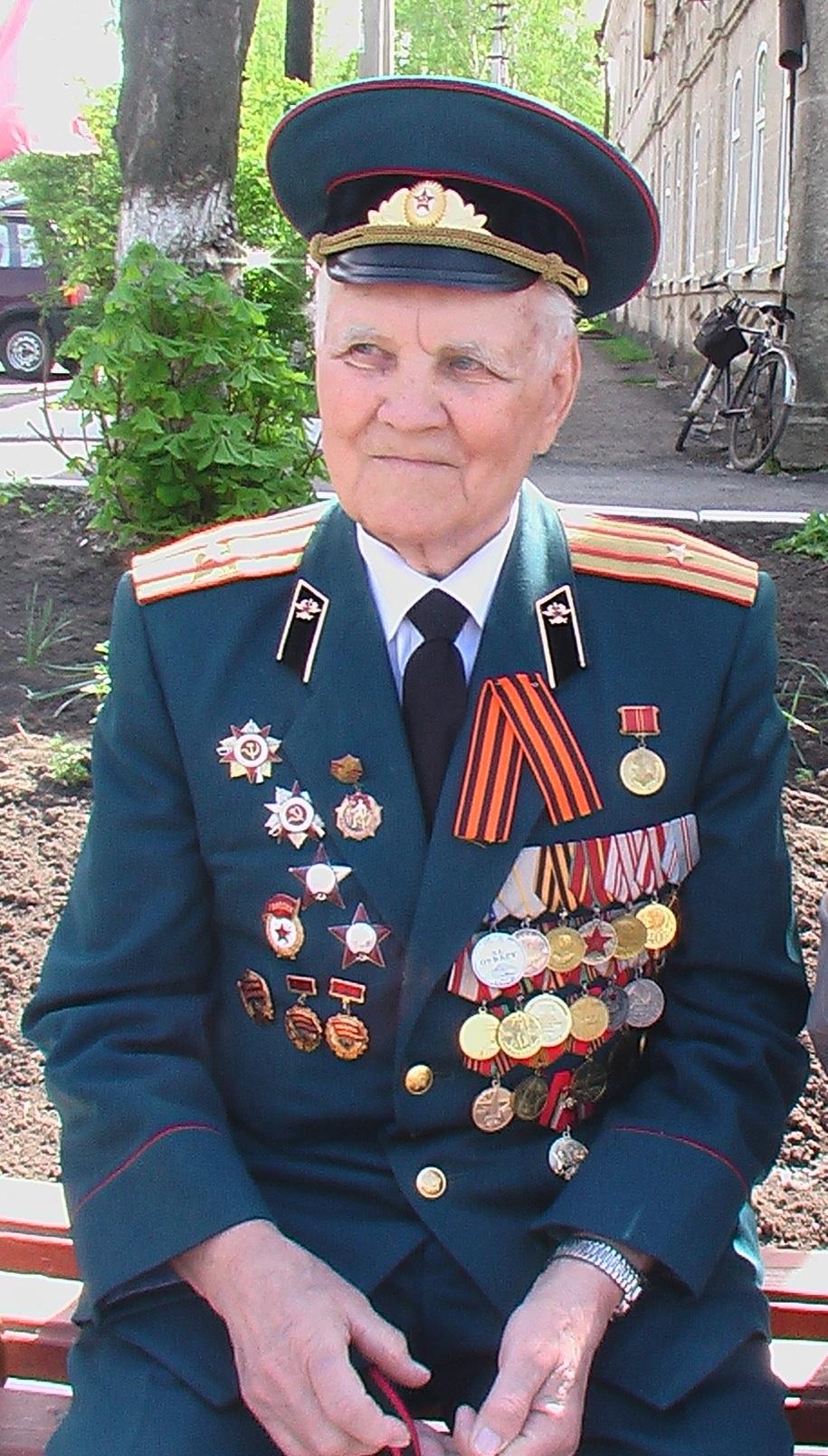 Мироненко Федос Антонович 1922-2016