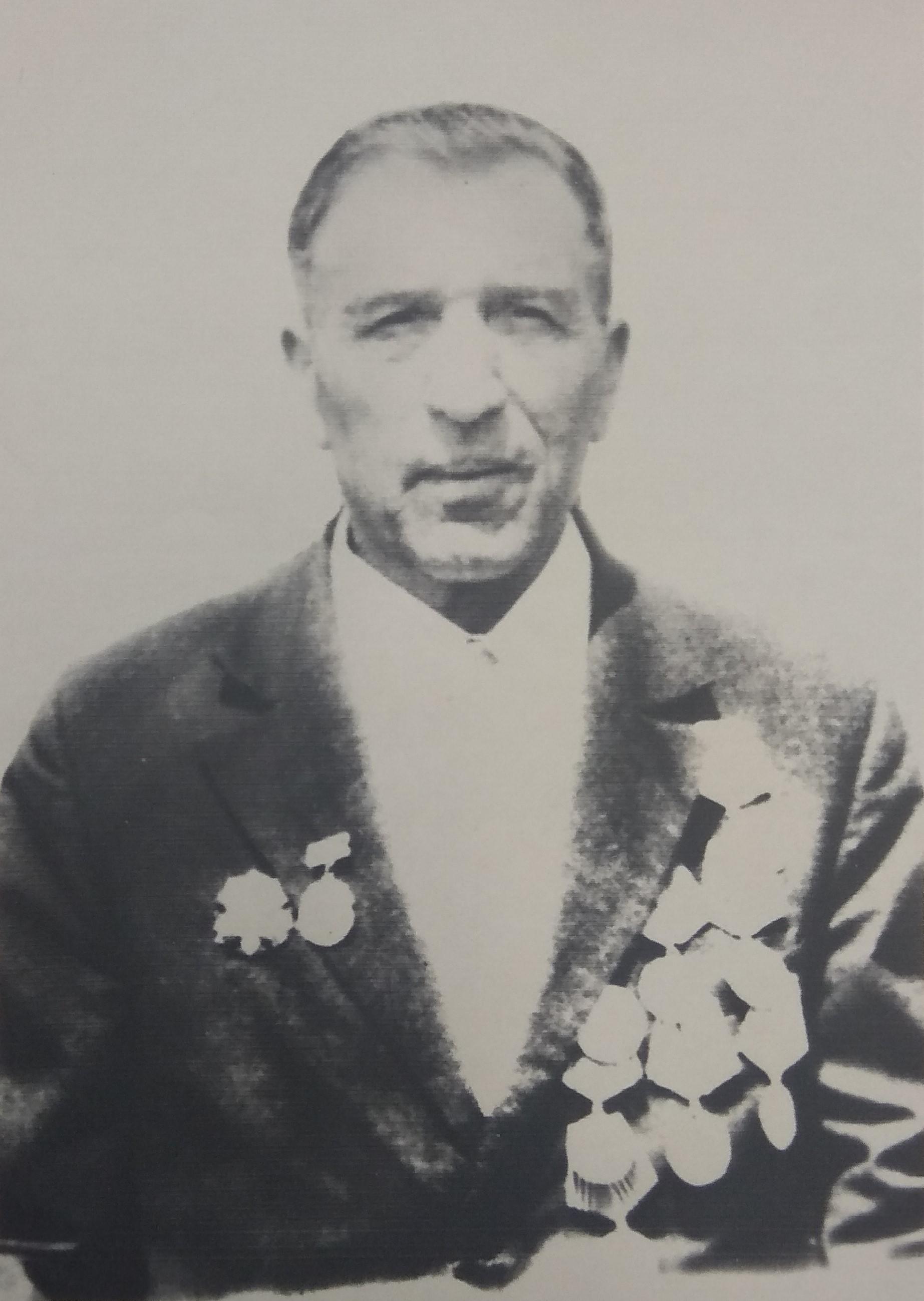 Ильющенко Николай Алексеевич 1918-1992