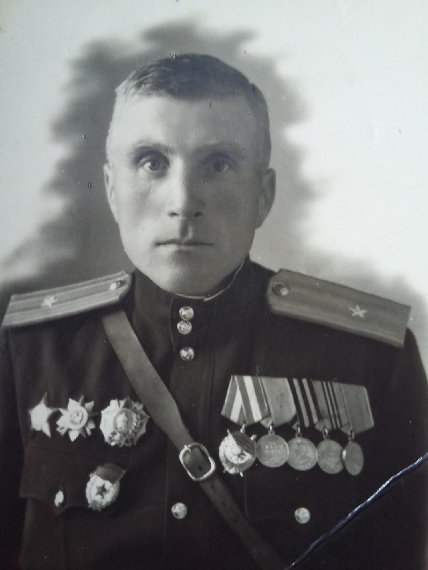 Шилов Николай Михайлович 1912-2000