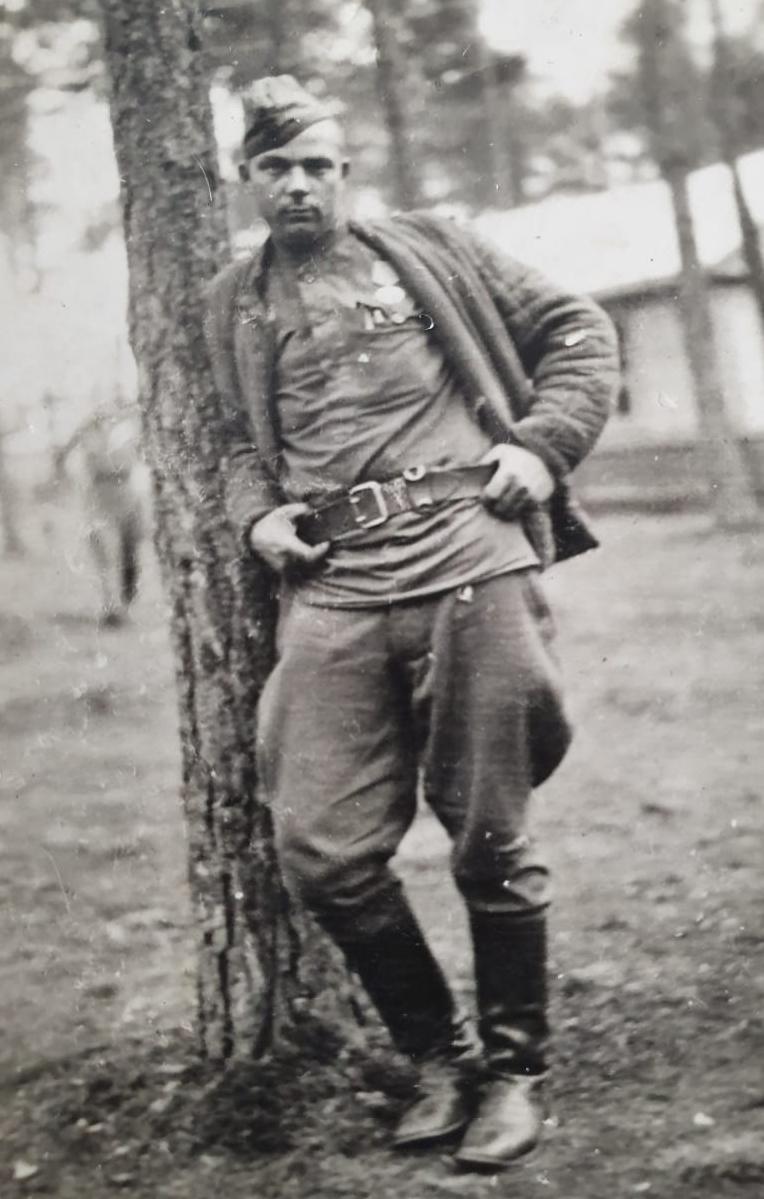 Алименко Андрей Калинович (1913-1993)