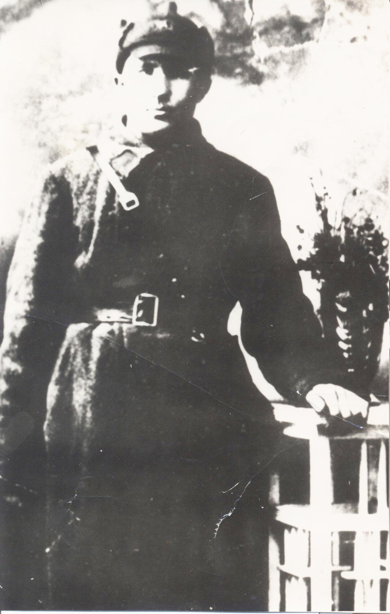Басов Даниил Кузьмич 1914 — 1941